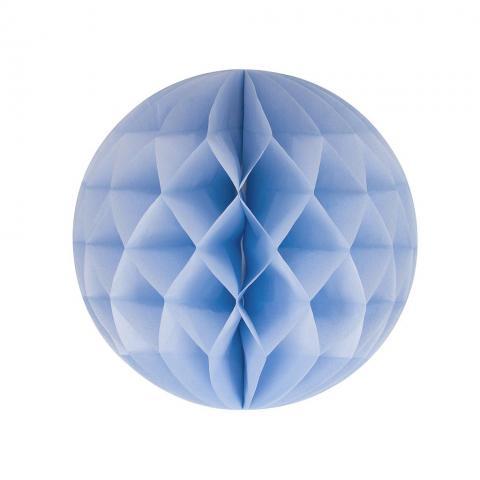 Honeycomb, light blue 25cm