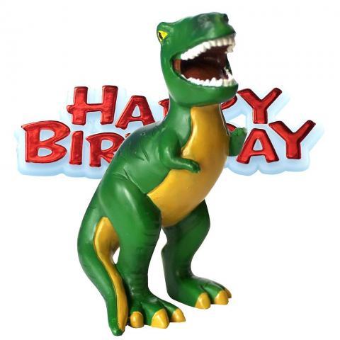 Tårtdekoration, Dinosaurus