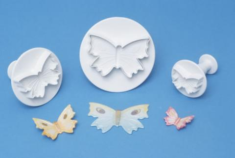 PME fjärilar- utstickare