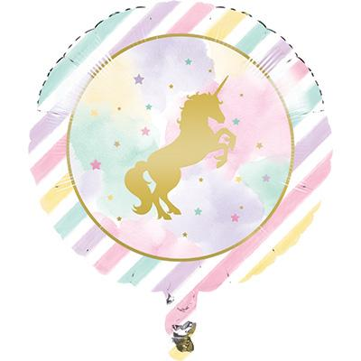 Folieballong, Unicorn Sparkle