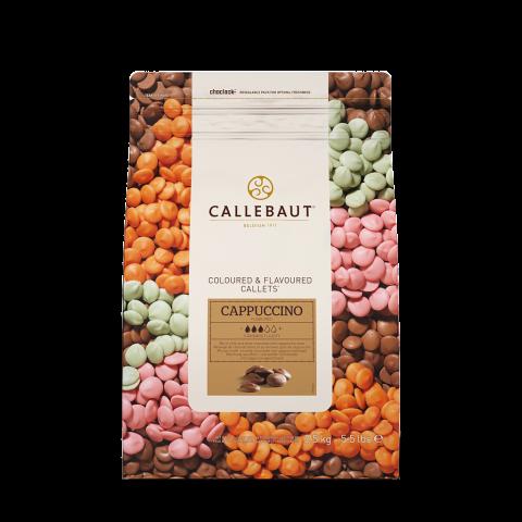 Callebaut Cappucino Choklad 2,5kg