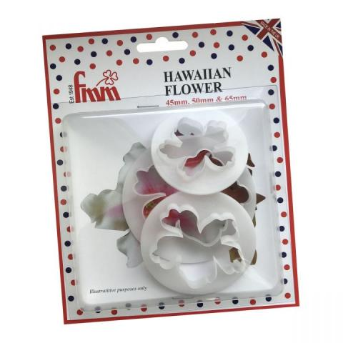 FMM Hawaii blomma-utstickare