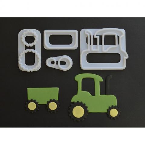 FMM traktor-utstickare