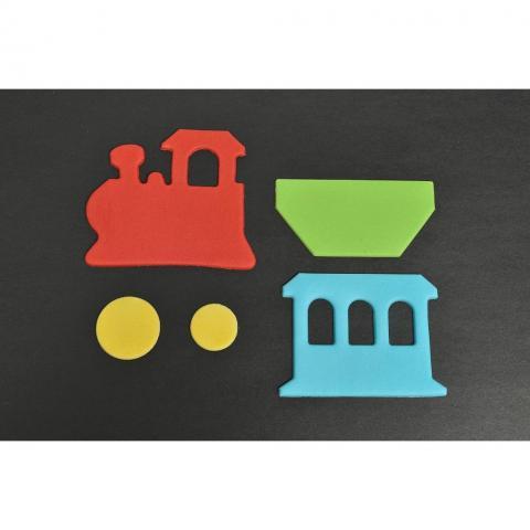FMM tåg-utstickare