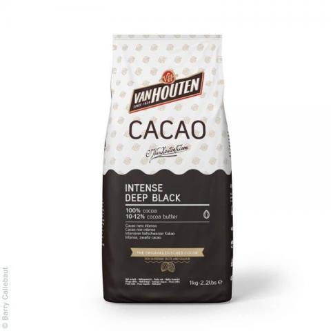 Van Houten svart kakaopulver 1kg