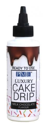 PME luxury cake drip, mjölkchoklad