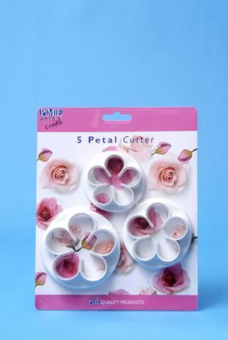 PME äppelblomma /ros -dekorations utstickare set,