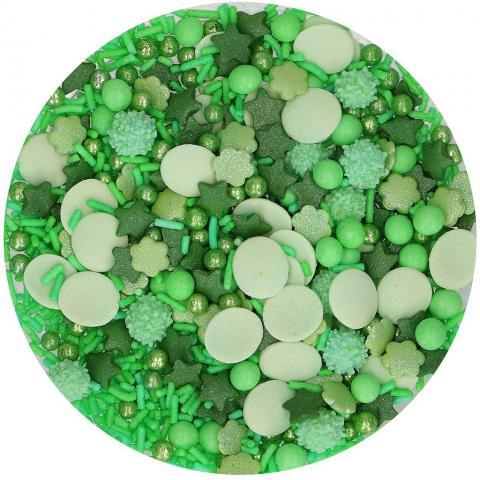 FunCakes strösselmix, Green medley