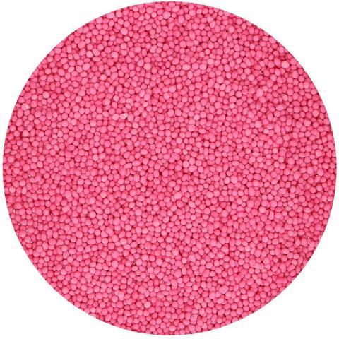 FunCakes nonpareille, mörk rosa
