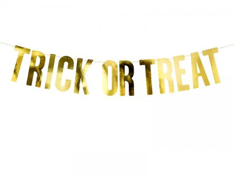Trick or Treat vimpelband