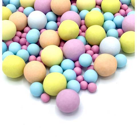 Chokladkulor XXL Bubble Gum 135g