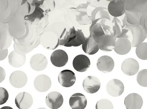 Confetti, silver 15g
