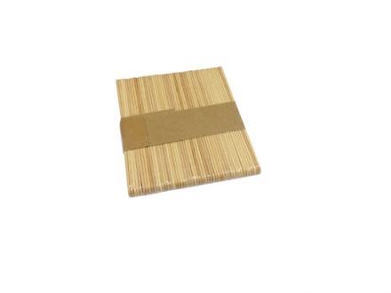 Mini glasspinnar i trä