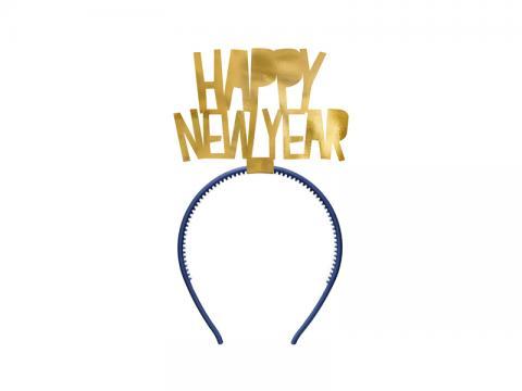 Happy New Year -diadem