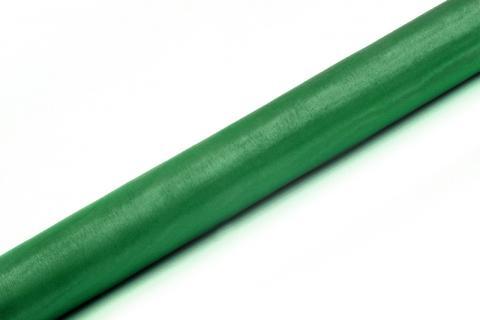 Organza, grön 9m