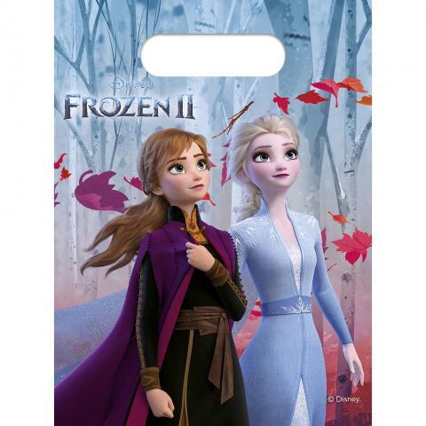 Frozen 2 kalaspåsar