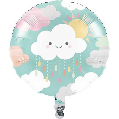 Folieballong, Sunshine baby shower