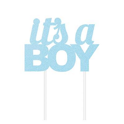 Tårtdekoration, It's a Boy