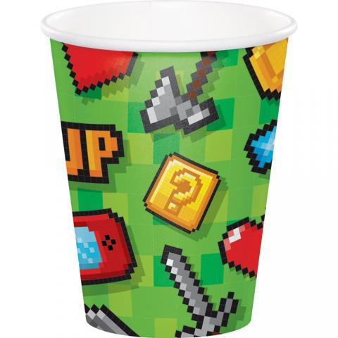 Gaming Party muggar