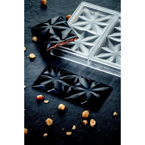 Chokladform, Edelweiss