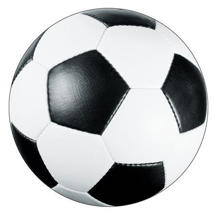 Fotboll inbjudningskort