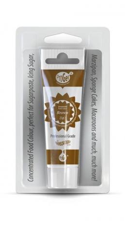 Rainbow Dust ProGel® pastafärg, Brown