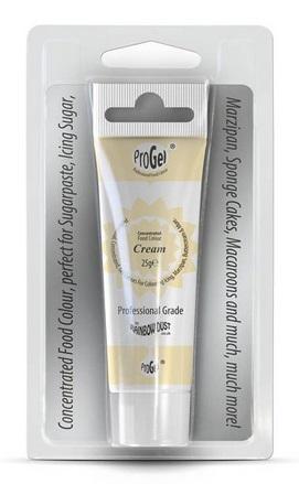 Rainbow Dust ProGel® pastafärg Cream