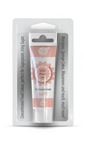 Rainbow Dust ProGel® pastafärg, Peach