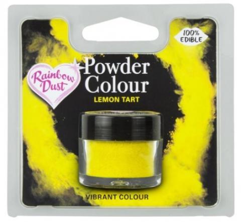 Effektfärg, puderfärg Lemon Tart