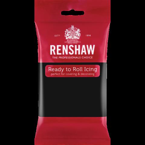 Renshaw Pro sockerpasta, svart 250g
