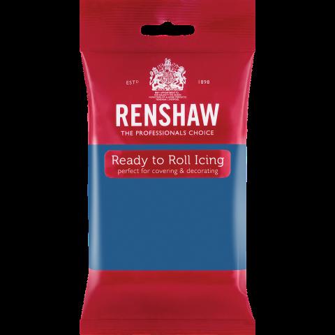 Renshaw Pro sockermassa, blå 250g