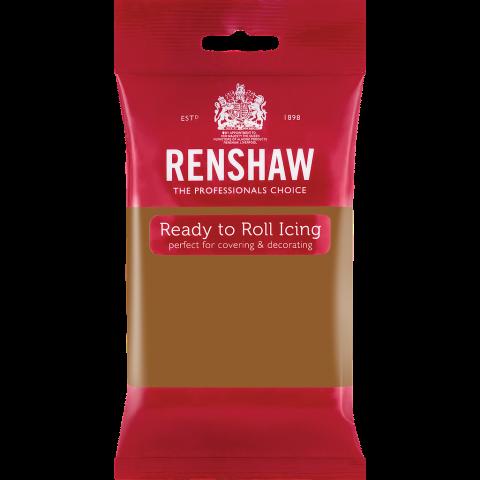 Renshaw Pro sockerpasta, kolabrun250g