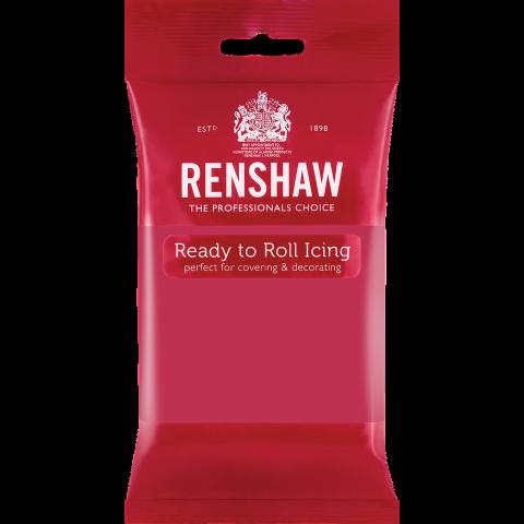 Renshaw Pro sockermassa, fuchsia rosa 250g