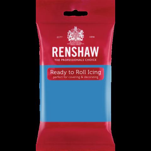 Renshaw Pro sockerpasta, turkos 250g