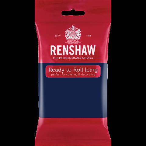 Renshaw Pro sockerpasta, navy blue  250g