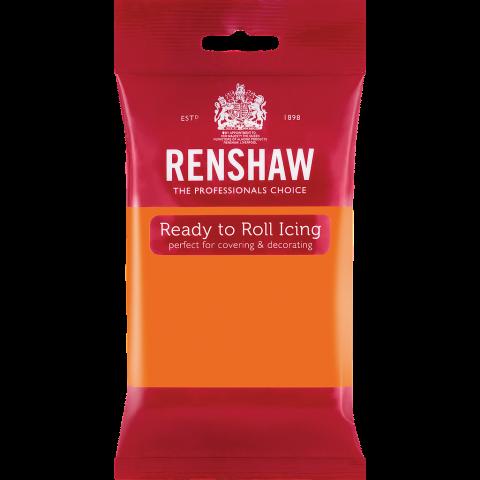 Renshaw Pro sockerpasta, orange 250g
