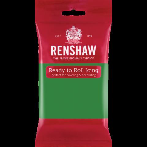 Renshaw Pro sockerpasta, grön 250g