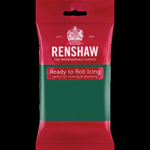 Renshaw Pro sockermassa, Smaragdgrön (Emerald)