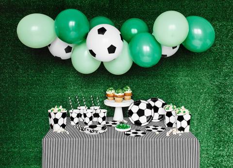 Partybox, fotboll