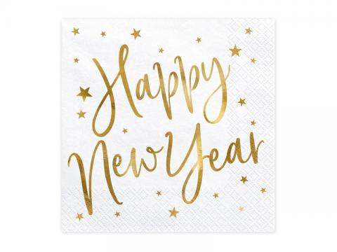 Happy New Year servetter