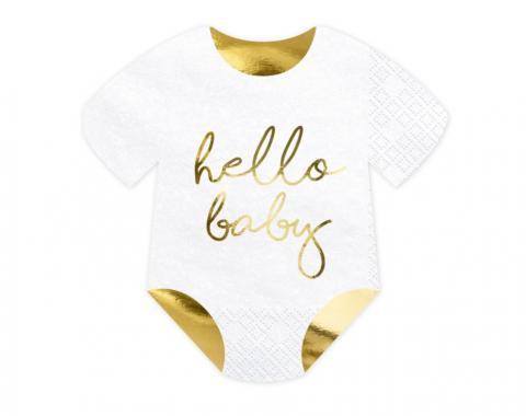Hello baby servetter