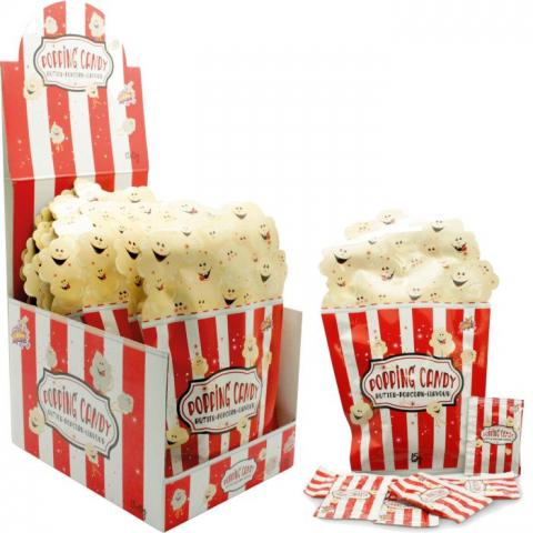 Popping Popcorn sprakande godis