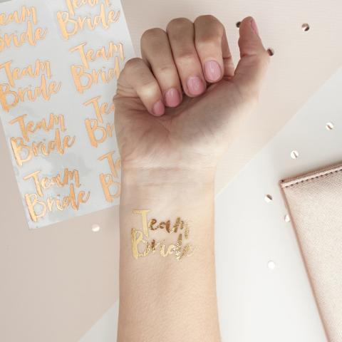 Tatueringar, Team Bride