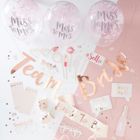 Partybox, Team Bride
