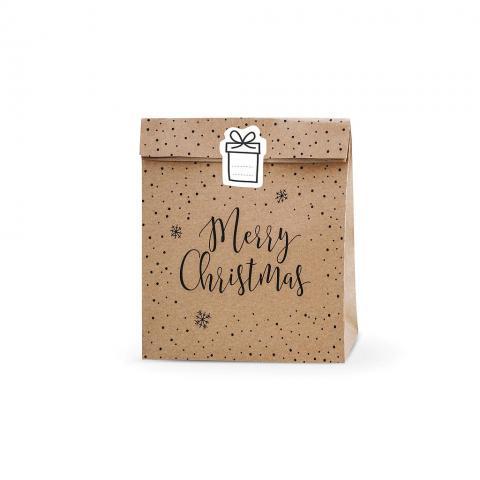 Presentpåse, Merry Christmas