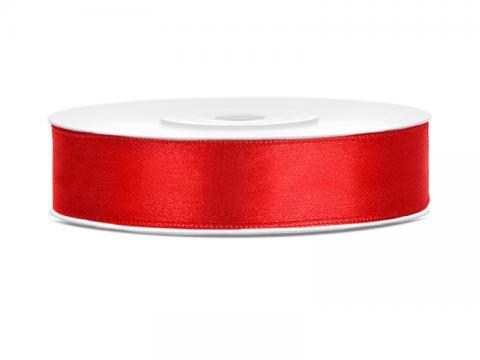 Satinband 1,2cm ros