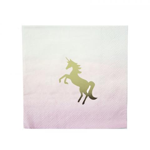 We heart Unicorn, servetter
