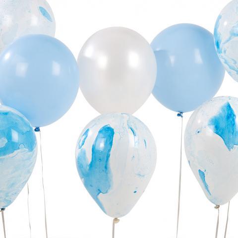 Ballongset, Blue Marble (TT)