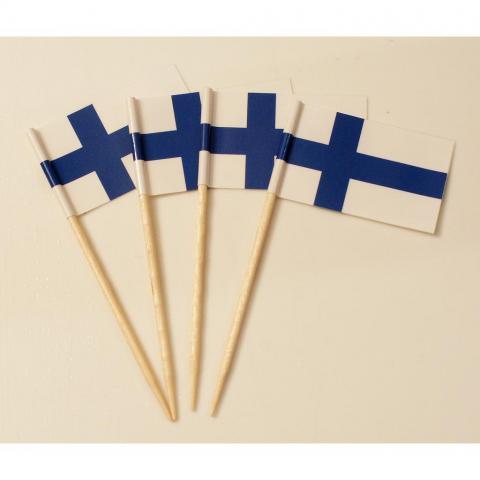 Finland-cocktailstickor 20st
