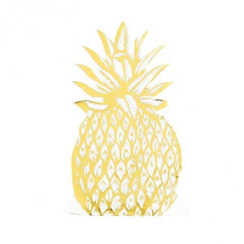 Ananas servetter